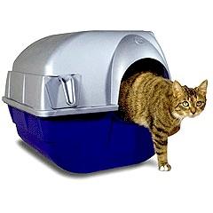 ексклюзивний котячий лоток