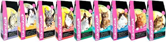 Фото - Корм для кішок еукануба (eukanuba) - огляд, відгуки, рекомендації