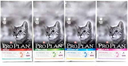Фото - Корм для кішок проплав - огляд, відгуки, рекомендації