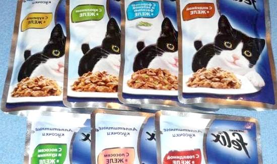 корм для кішок Фелікс відгуки ветеринарів
