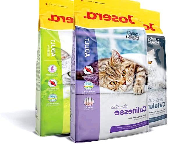 відгуки про корм для кішок Josera