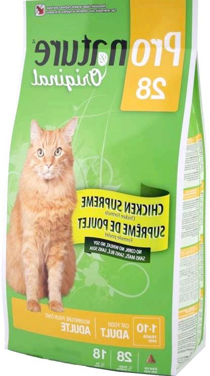 відгуки про корм для кішок Пронатюр