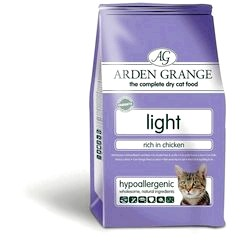 Огляд корми для кішок arden grange